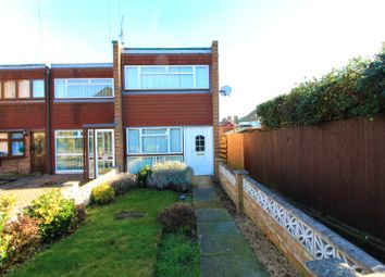 Thumbnail 2 bed end terrace house for sale in Castle Street, Swanscombe, Kent