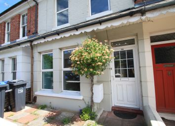 Thumbnail 3 bed terraced house to rent in Lanfranc Road, Worthing