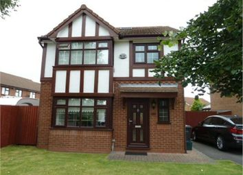 Thumbnail 4 bed detached house for sale in Fernbank Drive, Ford, Liverpool