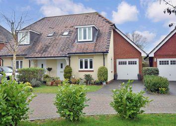 Thumbnail 3 bed semi-detached house for sale in Chantry Mead, Bognor Regis, West Sussex