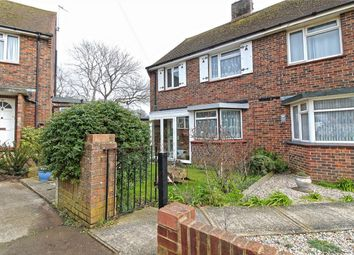 Thumbnail 3 bedroom semi-detached house for sale in Watermill Close, Bexhill On Sea, East Sussex
