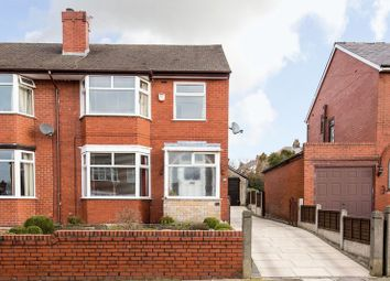 Thumbnail 3 bed semi-detached house for sale in Mount Crescent, Orrell, Wigan