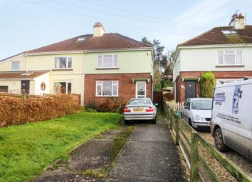 Thumbnail 3 bed semi-detached house for sale in North Street, Axminster