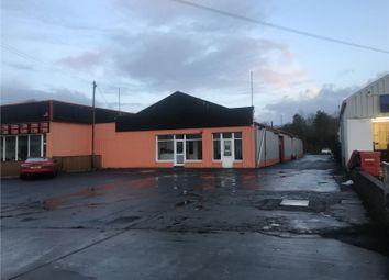 Thumbnail Warehouse to let in Former Cymru Tyres, Pensarn Road, Carmarthen, Carmarthenshire