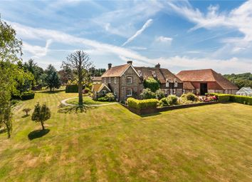 Thumbnail 6 bed detached house for sale in Beddlestead Lane, Chelsham, Surrey