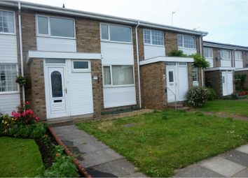 Thumbnail 3 bed terraced house to rent in Fairfields, Ryton