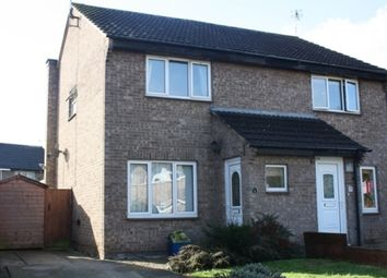 Thumbnail 2 bedroom semi-detached house to rent in Orchard Close, Barlestone