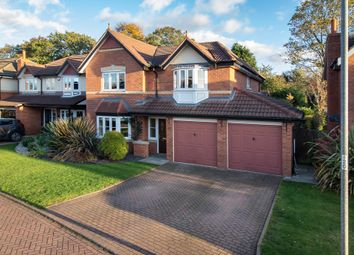 Thumbnail 4 bed detached house for sale in Sandington Drive, Cuddington