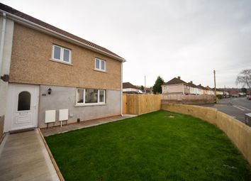 Thumbnail 3 bedroom end terrace house for sale in Heol Eglwys, Ely, Cardiff