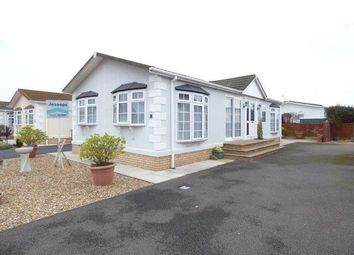 Thumbnail 2 bed mobile/park home for sale in Stud Farm Park, Oxcliffe Road, Morecambe