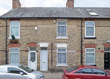 Thumbnail 2 bedroom terraced house for sale in Horner Street, York