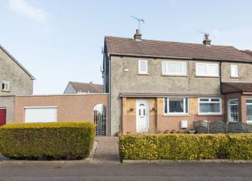 Thumbnail 4 bed semi-detached house for sale in 82 Wester Broom Drive, Corstorphine, Edinburgh