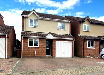 Thumbnail 4 bed detached house for sale in The Green, March