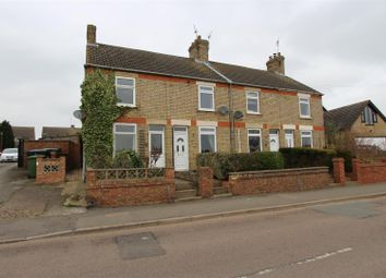 Thumbnail 2 bedroom terraced house to rent in Main Street, Yaxley, Peterborough
