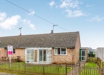 Thumbnail 2 bedroom semi-detached bungalow for sale in White Road, Methwold, Thetford