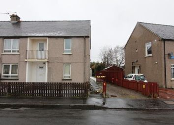 Thumbnail 2 bed flat for sale in 6 Birniehill Crescent, Bathgate, Bathgate