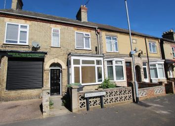 Thumbnail 4 bed terraced house to rent in Buckle Street, Peterborough