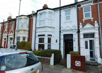 Thumbnail 5 bedroom terraced house for sale in Balfour Road, Portsmouth