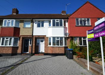 Thumbnail 3 bed terraced house for sale in Lynmouth Avenue, Morden