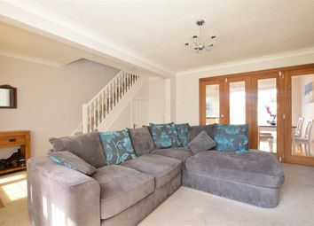 Thumbnail 3 bed terraced house to rent in Maple Walk, Rustington, Littlehampton