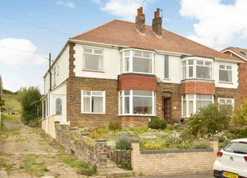 Thumbnail 3 bed flat for sale in Woodfield Avenue, Farlington, Portsmouth