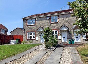 Thumbnail 2 bed terraced house for sale in Carn Celyn, Beddau, Pontypridd, Rhondda, Cynon, Taff.