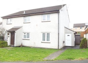 Thumbnail 1 bedroom terraced house to rent in Palace Meadow, Chudleigh, Newton Abbot