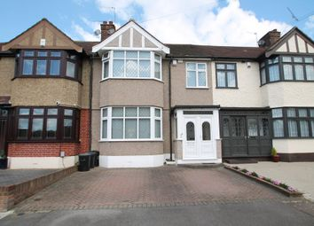 Thumbnail 3 bed terraced house for sale in Mapleleafe Gardens, Barkingside, Ilford