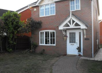 Thumbnail 3 bed property to rent in Thistle Close, Norwich