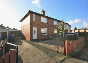 Thumbnail 3 bed semi-detached house for sale in Heather Grove, Wigan