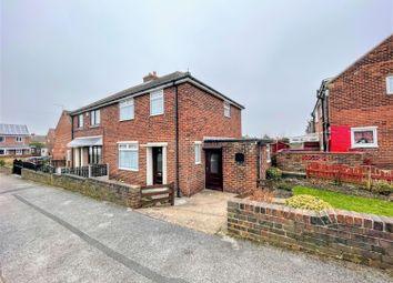 Thumbnail 2 bed semi-detached house for sale in Ridgway Avenue, Darfield, Barnsley
