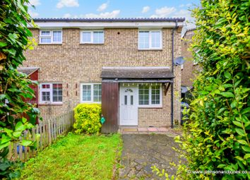 Thumbnail 1 bed end terrace house to rent in Hazelbank Road, Chertsey
