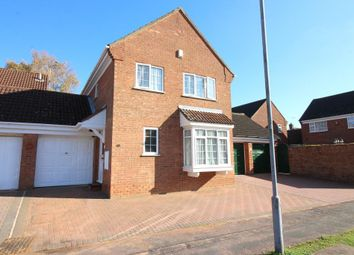 Thumbnail 4 bedroom detached house for sale in Blakeney Drive, Luton, Bedfordshire