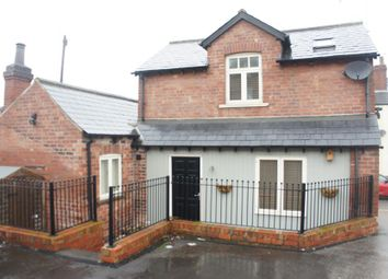 Thumbnail 2 bed detached house to rent in The Old Coach House, Park Terrace, Doncaster, South Yorkshire