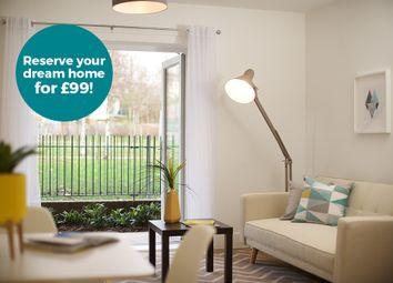 Thumbnail 2 bedroom flat for sale in Calla Court, Tranquil Lane, Harrow