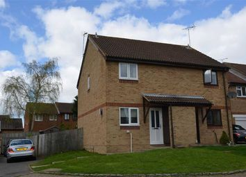 Thumbnail 2 bed semi-detached house for sale in Jupiter Way, Wokingham, Berkshire