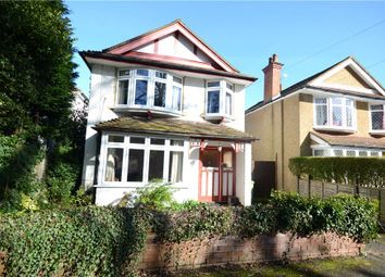 Thumbnail 3 bed detached house for sale in Ashley Road, Farnborough, Hampshire