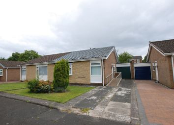 Thumbnail 2 bed semi-detached bungalow for sale in Willow Close, Wideopen, Newcastle Upon Tyne