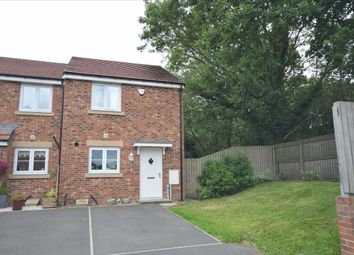 Thumbnail 2 bed link-detached house for sale in Wooler Drive, Middles Farm, Stanley