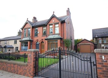 Thumbnail 3 bed semi-detached house for sale in Bolton Road, Hawkshaw, Bury
