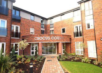 Thumbnail 2 bed flat for sale in Crocus Court, Station Road, Poulton-Le-Fylde