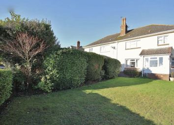Thumbnail 3 bedroom terraced house for sale in Connaught Crescent, Parkstone, Poole