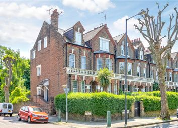 Thumbnail 3 bed flat for sale in Brondesbury Road, London