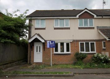 Thumbnail 3 bedroom semi-detached house to rent in Bloomfield Close, Knaphill, Woking