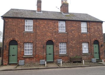 Thumbnail 2 bed cottage to rent in High Street, Walkern