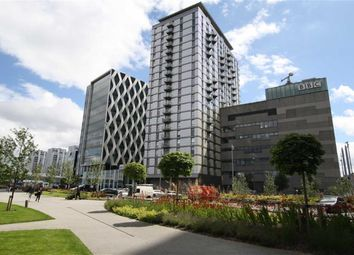 Thumbnail 1 bedroom flat to rent in Number One, Media City Uk, Salford