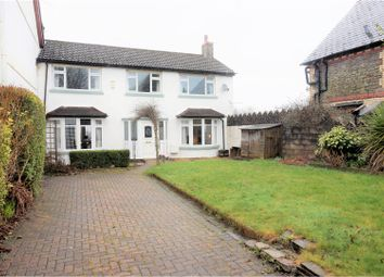 Thumbnail 4 bed semi-detached house for sale in St. Martins Road, Caerphilly