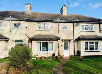 Thumbnail 2 bed terraced house for sale in Cranwell Avenue, Cranwell, Sleaford