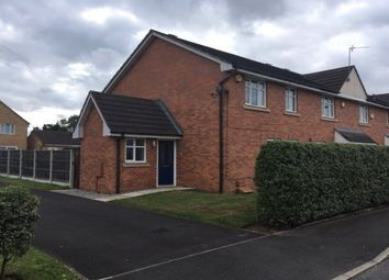 Thumbnail 3 bed semi-detached house to rent in Devoke Road, Wythenshawe, Manchester