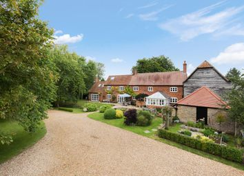 Thumbnail 4 bed detached house for sale in Charney Bassett, Oxfordshire